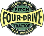 fitch four drive logo